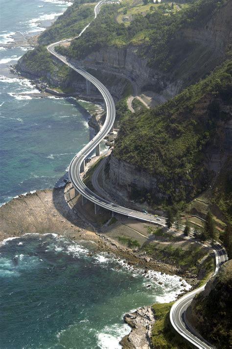 Sea Cliff Bridge Illawarra New South Wales Australia
