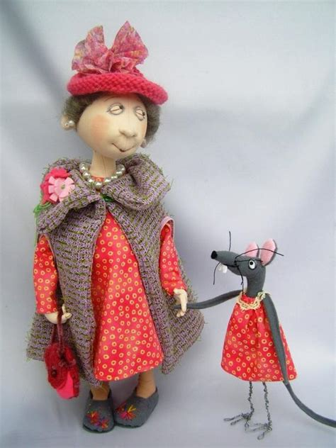 jme maisie meridith cloth doll making sewing pattern