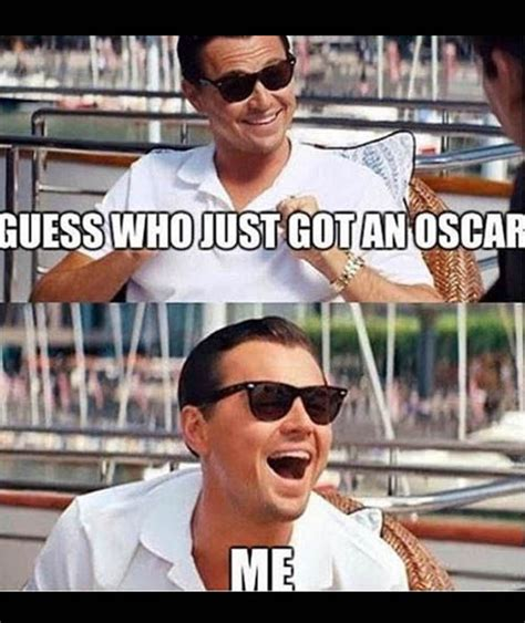 Di Caprio Meme - leonardo dicaprio oscar meme leonardo dicaprio wins an oscar and the internet explodes