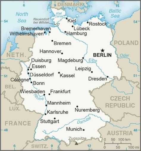 location bureau monaco germany