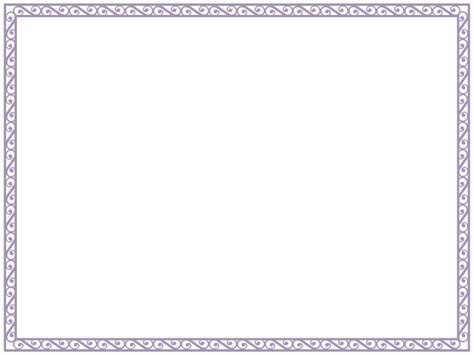 Borders For Certificates Templates by 18 Border Design Templates Images Certificate Borders