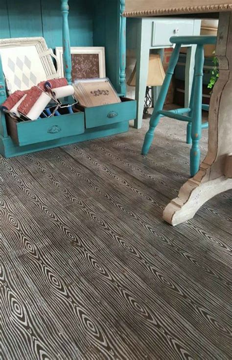 concrete floor stencil gurus floor