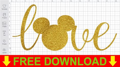 Font name newest most downloads. Disney SVG Free Cutting Files for Cricut Love Disney SVG ...