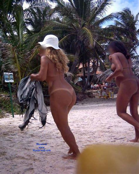 Tambaba Beach Brazil March Voyeur Web