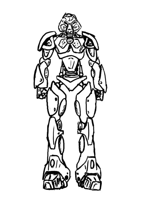 bionicle coloring pages    print
