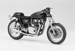 Racing Caf U00e8  Yamaha Xs 650 Cr Clubman By Lsl