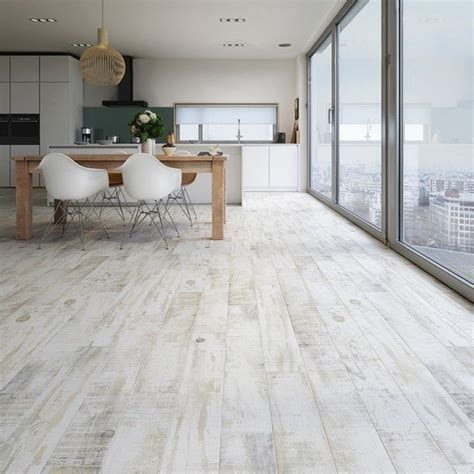 White wood effect tiles   Wood effect tiles   Direct Tile