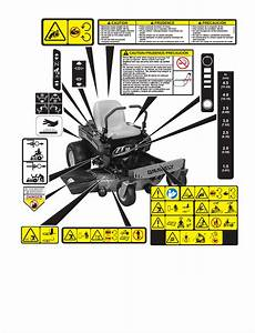 Page 4 Of Gravely Lawn Mower 915146 Zt 34  Sn 030000