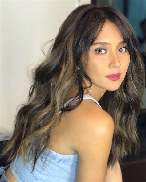 kathryn bernardo filipina beauty morena beauty