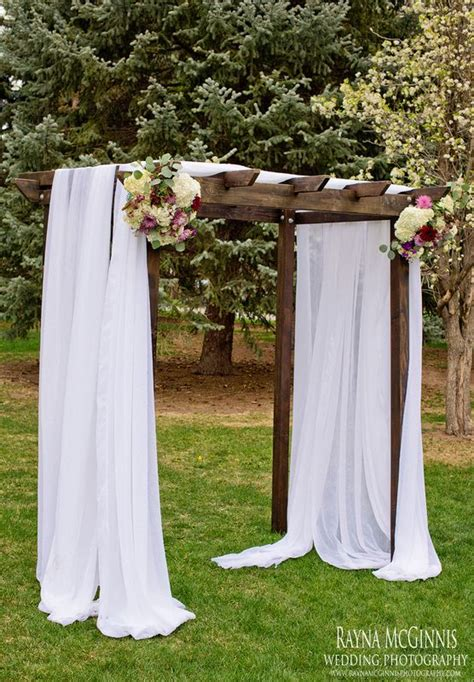 wedding decorations for rent best 25 wedding arch rental ideas on