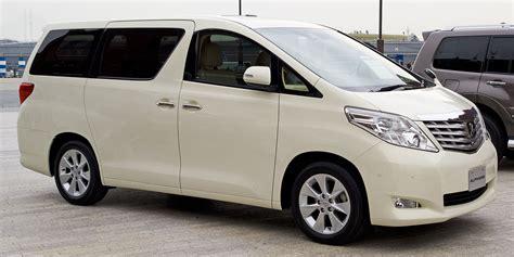 Toyota Alphard by Toyota Alphard