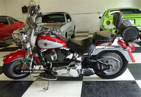 2002 Harley Davidson Fatboy Specs by 2002 Harley Davidson Flstfi Fatboy