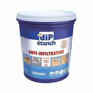 Dip Etanche Toiture : produit etancheite toiture ~ Melissatoandfro.com Idées de Décoration