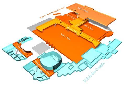 halls palais des congr 232 s