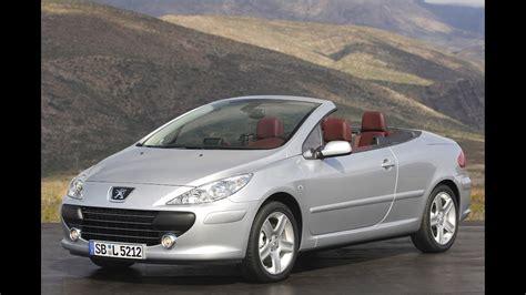 Peugeot 307 Cc by Peugeot 307 Cc Review