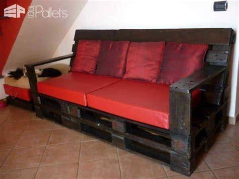 Divano In Pallets / Pallet Sofa €� 1001 Pallets