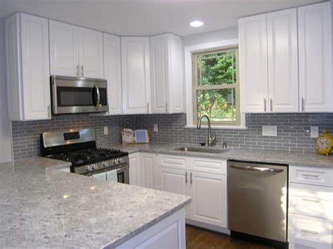 Gray Kitchen Cabinets Ideas - buy gramercy white rta ready to assemble kitchen cabinets online
