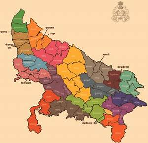 Download UP State MAP | Bundelkhand.IN - बुंदेलखंड.इन ...