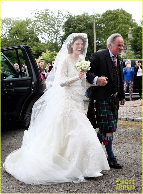 kit harington rose leslie  married  wedding