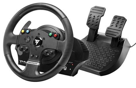 thrustmaster volante volante thrustmaster tmx feedback pc xbox one