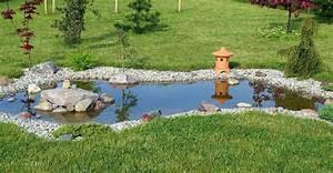 Bassin De Jardin Pour Poisson : bache pour bassin poisson pas cher de jardin ~ Premium-room.com Idées de Décoration