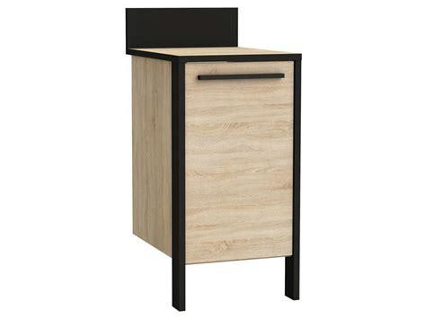 meuble bas de cuisine conforama meuble bas 1 porte l 44 cm fabrik f5 vente de meuble bas