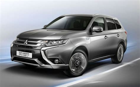 nouvel outlander phev la voiture mitsubishi hybride rechargeable - Mitsubishi Outlander Hybride