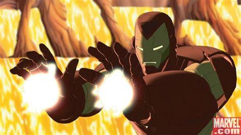 marvel developing  iron man animated series geektyrant