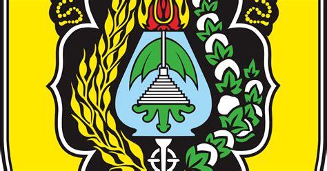 logo kabupaten klaten vector cdr  png format cdr