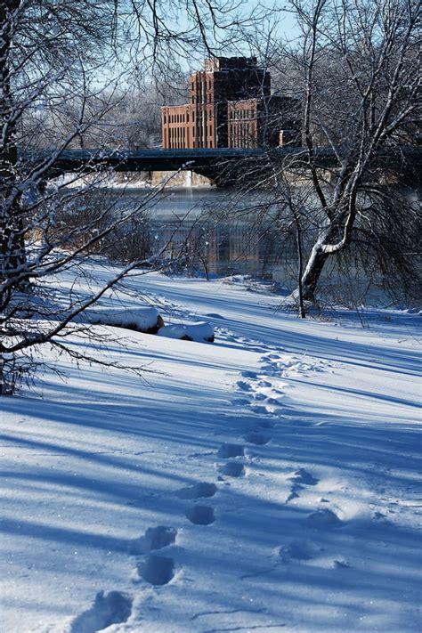 Winter wonderland Iowa Now