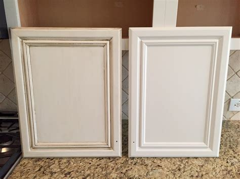 paint for kitchen cabinets without painting kitchen cabinets before after mr painter