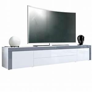 Tv Board Hochglanz Weiß : tv unterschrank la paz lowboard mit hochglanz absetzung ~ Bigdaddyawards.com Haus und Dekorationen