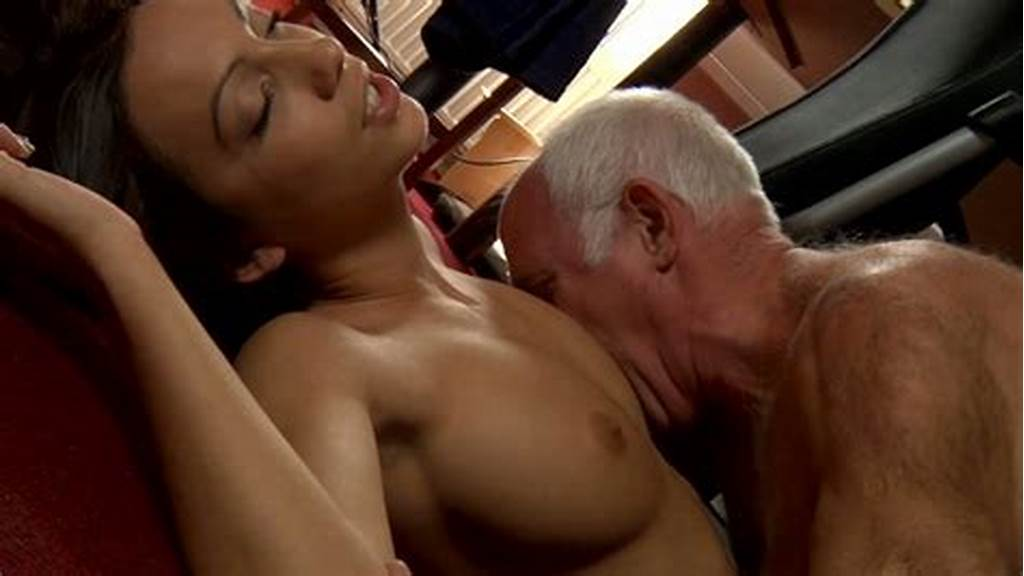 #Old #Man #Sucking #Pussy