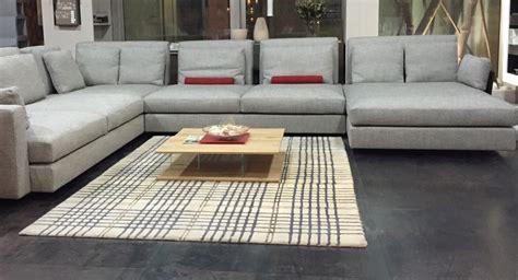 Divano Swan - divano swan hemingway divani lineari tessuto divano 4