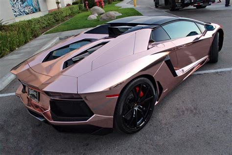 """Carid Auto Parts On Twitter """"rose Gold Chrome"""