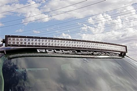50 inch curved cree led light bar 72950 country