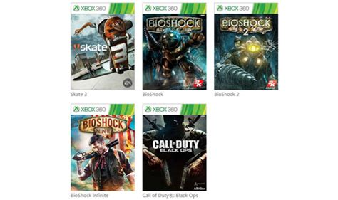 xbox   compatibility april games revealed