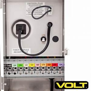 Pro-grade Multi-tap 300 Watt Transformer 12