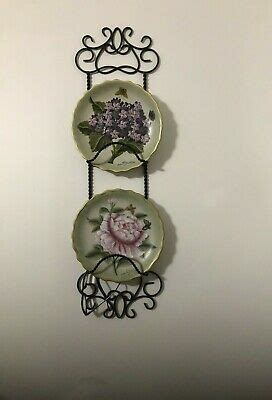 southern living  home harrison  plate rack holder condition  ebay