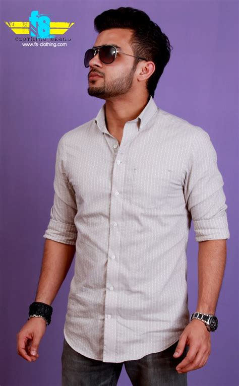 Smart Shirts For Men By Fs Clothing Brand