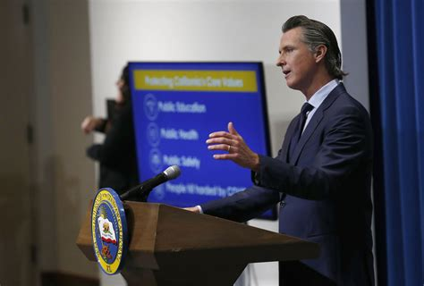 'Pull away from pumps': California governor signs ban on ...