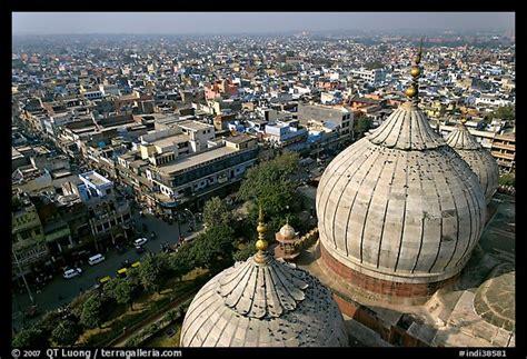 picturephoto domes  jama masjid mosque   delhi