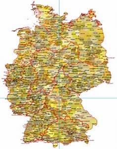 Plz Karte Berlin Kostenlos : bersichtskarte postleitzahlen in deutschland maps4office ~ Orissabook.com Haus und Dekorationen
