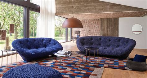 Ploum Ligne Roset Sofa Designed By The
