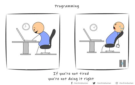 Submitted 5 years ago * by vaperfreak. How many cups of tea/coffee do you drink to kill tiredness? #Programmer #humor #Programming # ...