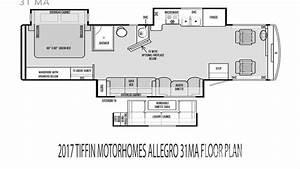2017 Tiffin Motorhomes Allegro 31ma For Sale In Tampa  Fl
