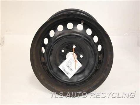 2013 toyota camry wheel minor bent on the outer edge16x6