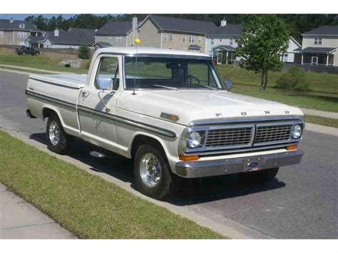 70s Ford Truck Wallpaper by 1970 Ford For Sale Classiccars Cc 897463