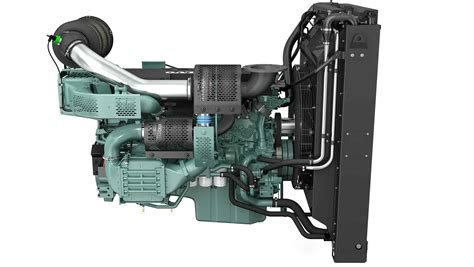 volvo penta launches  power generation engines