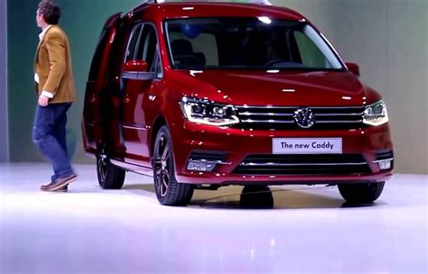 2020 Volkswagen Caddy Redesign And Changes  2019 2020